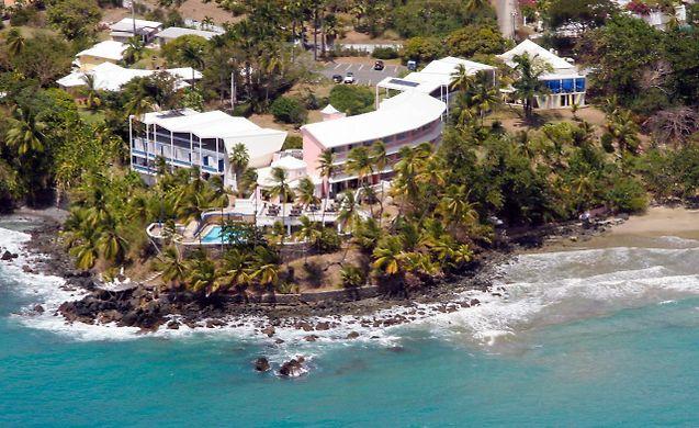 Blue Haven Hotel Bacolet Bay Tobago Scarborough
